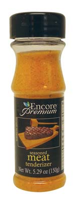 View ENCORE PREMIUM MEAT TENDERIZER 5.29 OZ