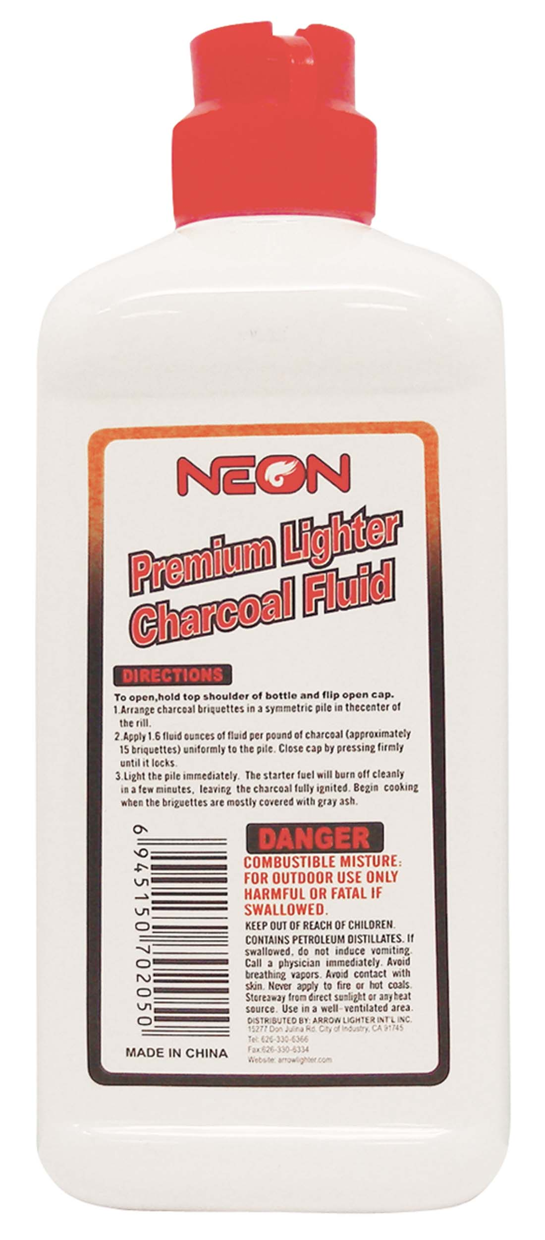 View PREMIUM LIGHTER CHARCOAL FLUID      16 OZ