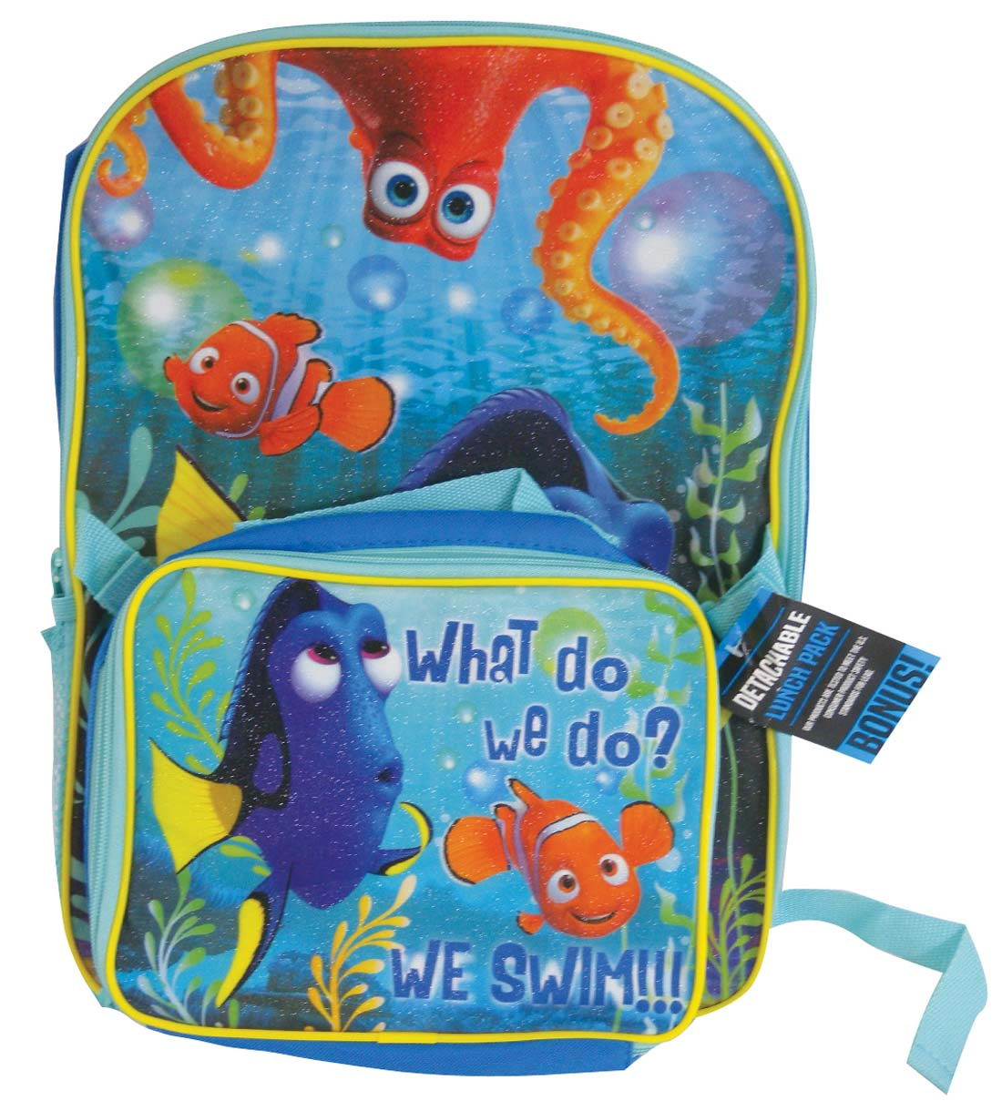 "View BACKPACK 18"" & LUNCH BAG DORY"