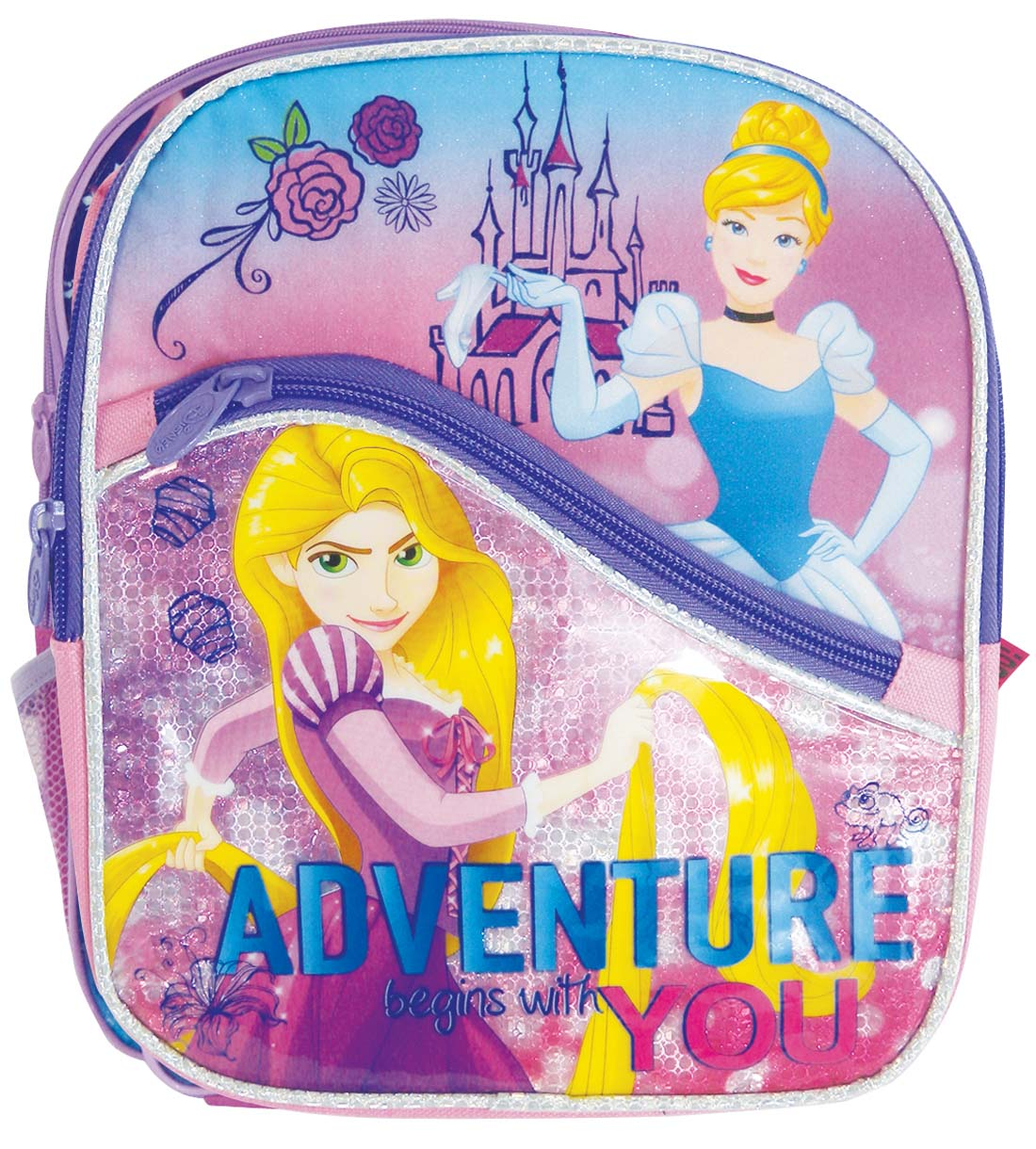 "View BACKPACK 10"" PRINCESS ADVENTURE"