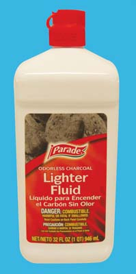 View PARADE CHARCOAL LIGHTER FLUID 32 OZ ODORLESS *USA*