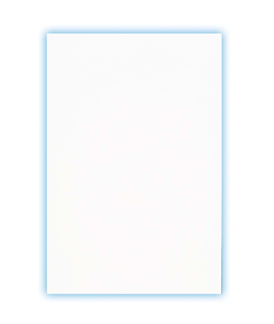 View POSTER BOARD 22 X 28 INCH WHITE