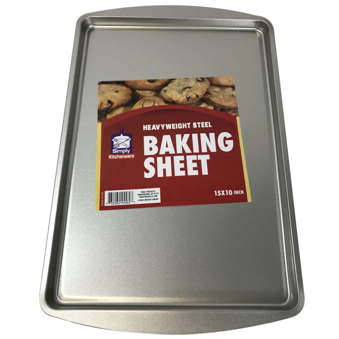 View COOKIE PAN 15 X 10 INCHES RECTANGULAR METAL