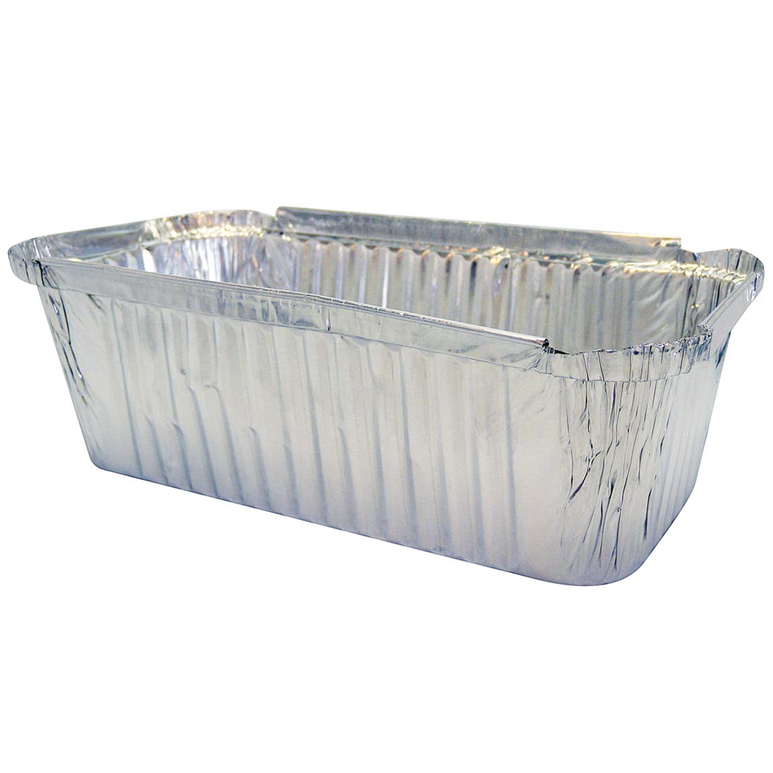 View FOIL LOAF PAN 8.5 X 4.5 X 3 INCH RECTANGULAR