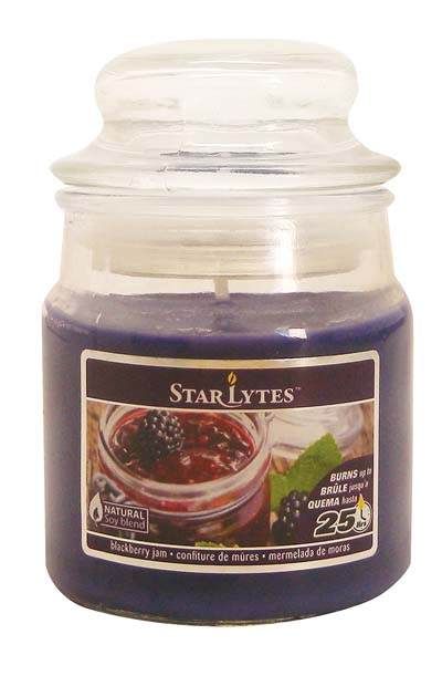 View CANDLE 3 OUNCE BLACKBERRY JAM ** MADE IN USA **
