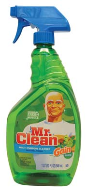 View MR. CLEAN MULTI-PURPOSE CLEANER 32 OZ ORIGINAL FRESH WITH GAIN