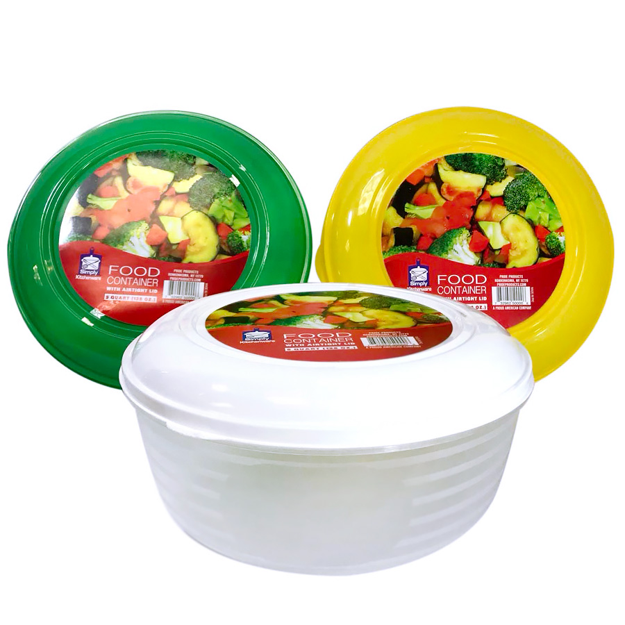 View FOOD CONTAINER 128 OUNCE