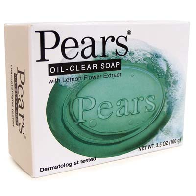 View PEARS BAR SOAP 3.5 OZ LEMON FLOWER EXTRACT