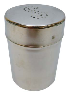 View MULTI-PURPOSE SHAKER 4 INCH STAINLESS STEEL