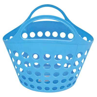 View HANDY BASKET 12 X 11 INCH ASSORTED COLORS