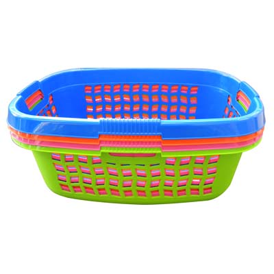 View LAUNDRY BASKET 24 X 17.5 X 10 INCH