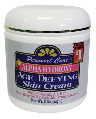 View PERSONAL CARE AGE DEFYING SKIN CREAM 8OZ PREPRICED $1.00