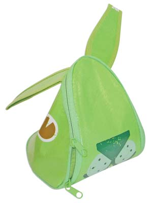 View KID'S LUNCH BAG INSULATED BUNNY SHAPE