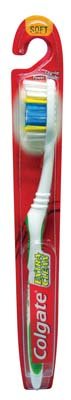 View COLGATE TOOTHBRUSH SOFT BRISTLES EXTRA CLEAN ASSORTED COLORS