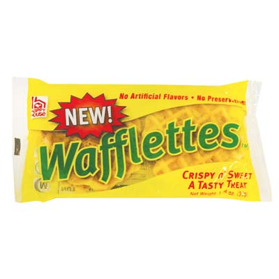 View WAFFLE COOKIES 6 PACK 6.4 OUNCE