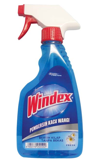 View WINDEX GLASS CLEANER TRIGGER 16.9OZ  FRESH SCENT