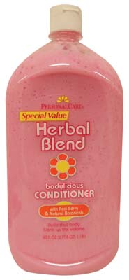 View PERSONAL CARE HERBAL CONDITIONER  40 OZ BODYLICIOUS