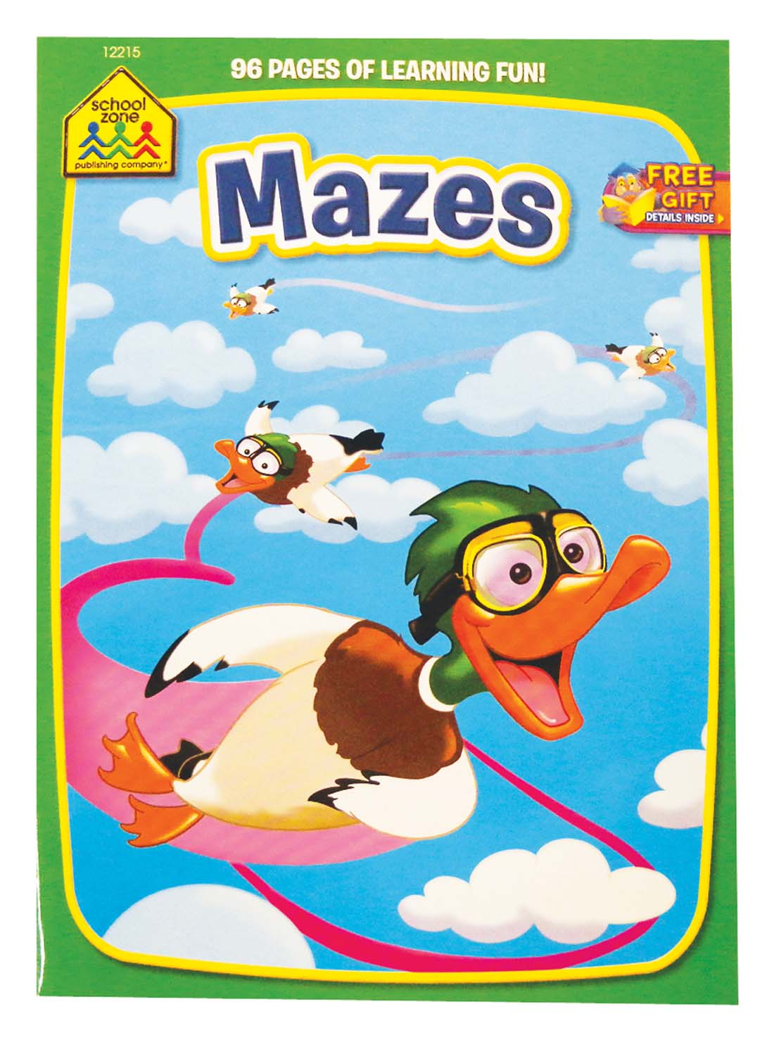 View ACTIVITY BOOK 96 PG MAZES