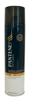 View PANTENE PRO-V HAIRSPRAY 11.5 OZ EXTRA STRONG HOLD *MADE IN USA*
