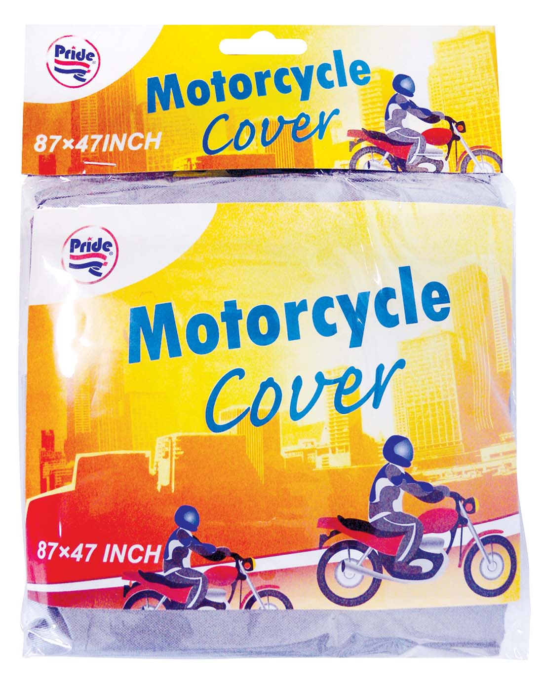 View MOTORCYCLE COVER 87 X 47 INCH