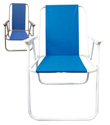 View BEACH CHAIR 17 X 19 X 31 INCH ASSORTED COLORS