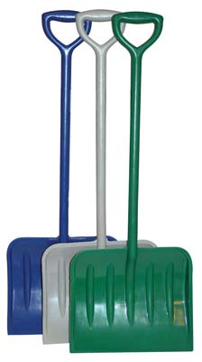 View CHILDRENS SNOW SHOVEL 27 INCH PLASTIC ASSORTED COLORS