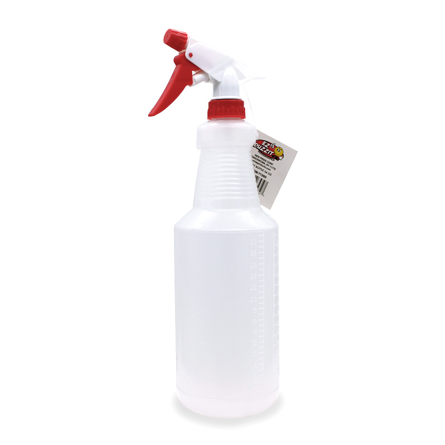 View SPRAY BOTTLE 34 OUNCE ASSORTED COLORS