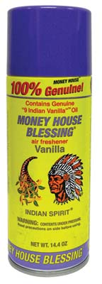 View MONEY HOUSE AIR FRESHENER 14.4 OZ VANILLA