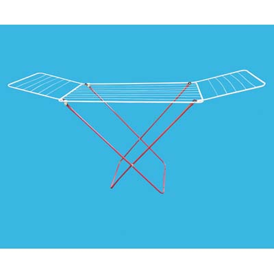 View METAL CLOTHES DRYING RACK 72 X 20 X 34 INCH