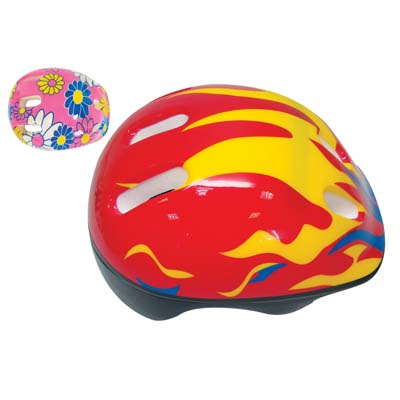 View GOOD QUALITY YOUTH HELMET ASSORTED DESIGNS