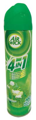 View AIR WICK AIR FRESHENER 8 OZ RAIN GARDEN (MADE IN USA)