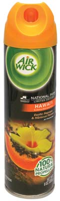 View AIR WICK AIR FRESHENER 8 OZ HAWAII SCENT