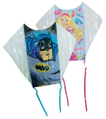 View ULTRA KITES SKYSLED 24 INCH ASSORTED DESIGNS (DISNEY CARS/TOY STORY/FAIRIES/STAR WARS/BATMAN/ BARBIE)