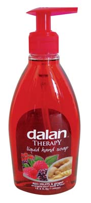View DALAN LIQUID HAND SOAP 13.5 OZ RED FRUITS & GINGER