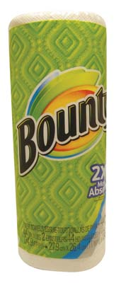 View BOUNTY PAPER TOWELS 44-2 PLY SHEETS INDIVIDUALLY WRAPPED **LIMIT 20**