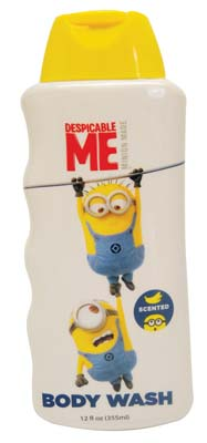 View DISNEY DESPICABLE ME BODY WASH 12 OZ SCENTED
