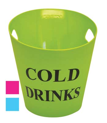 View COLD DRINK BUCKET 13 X 12 INCH