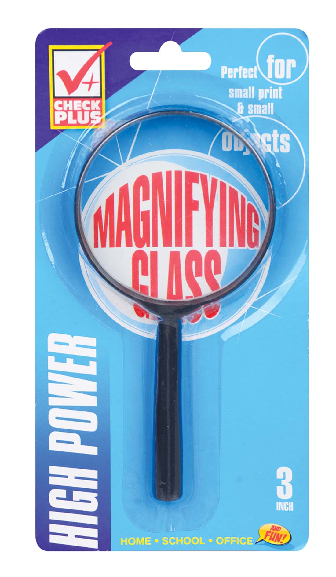 View MAGNIFYING GLASS 3 INCH