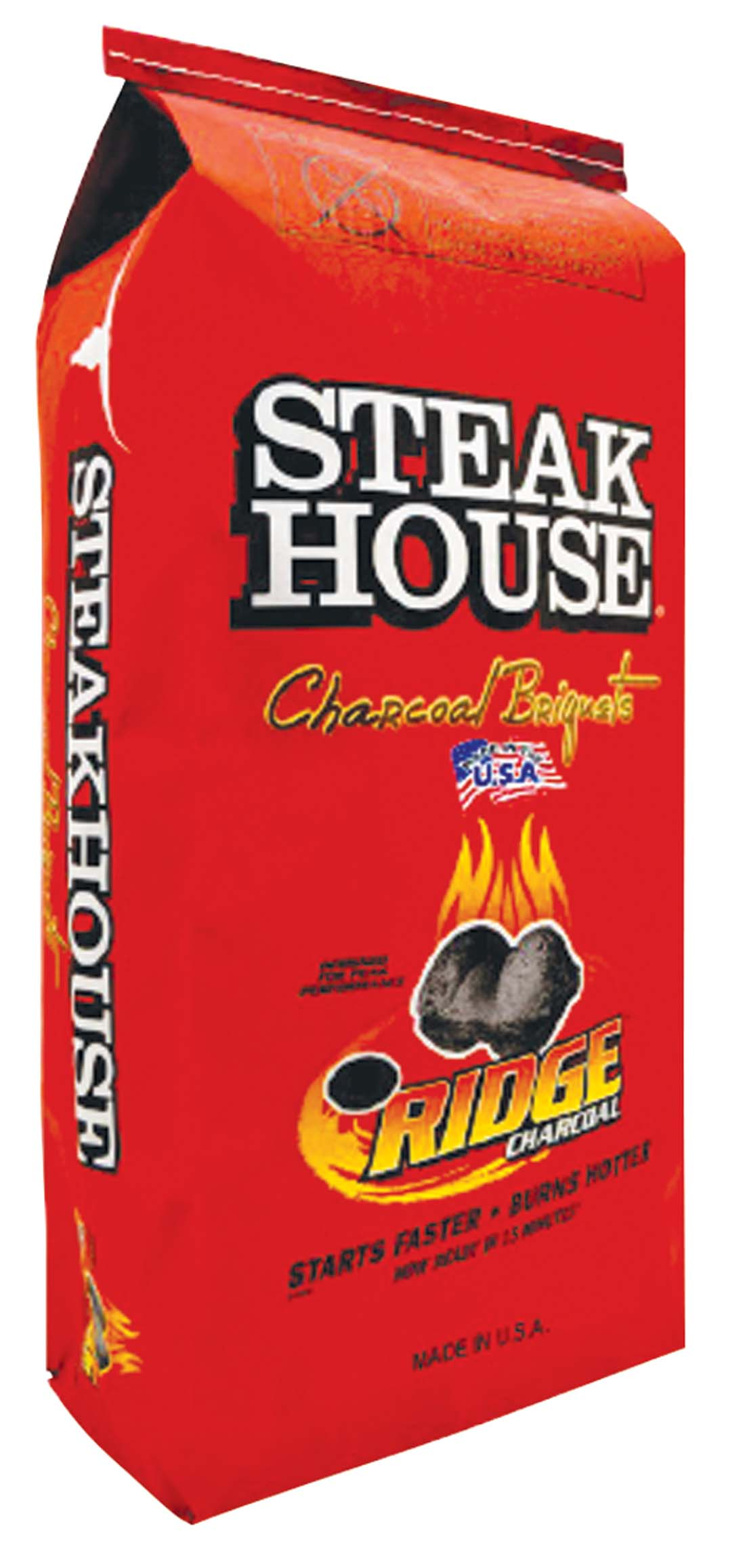 View STEAKHOUSE CHARCOAL BRIQUETS 16.6 LBS