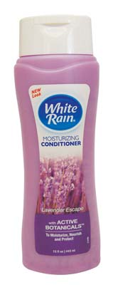 View WHITE RAIN CONDITIONER 15 OZ LAVENDER ESCAPE *MUST BUY 2* **MADE IN USA**