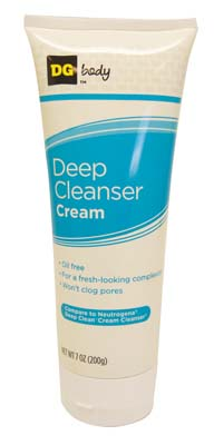 View DEEP CLEANSER CREAM 7 OZ OIL FREE