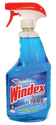 View WINDEX MULTI-SURFACE CLEANER 32 OZ POWER TRIGGER WITH AMMONIA