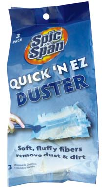 View SPIC AND SPAN QUICK AND EASY DUSTER 3 PACK