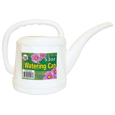 View LONG NOSE WATERING CAN 53 OUNCE ASSORTED COLORS