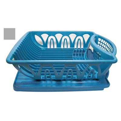 View DISH DRAINER 17.5  X 12.5 X 5 INCH WITH TRAY