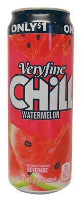View VERY FINE CHILL JUICE DRINK 23 OZ WATERMELON PREPRICED $1