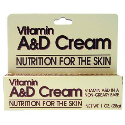 View VITAMIN A & D CREAM 1 OZ