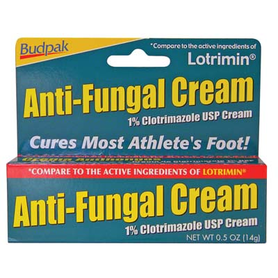 View ANTI-FUNGAL CREAM 0.50 OZ 1% CLOTRIMAZOLE USP CREAM