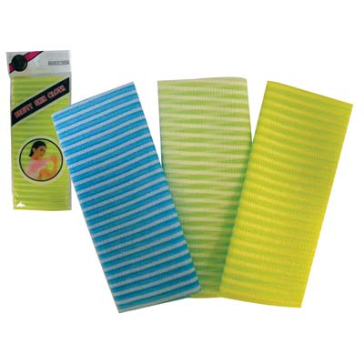View BEAUTY SKIN CLOTH 11 X 35 INCH ASSORTED COLORS