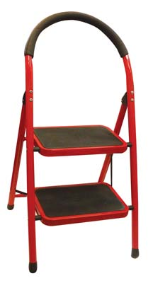 View ALUMINUM LADDER 40 INCH 2 STEP